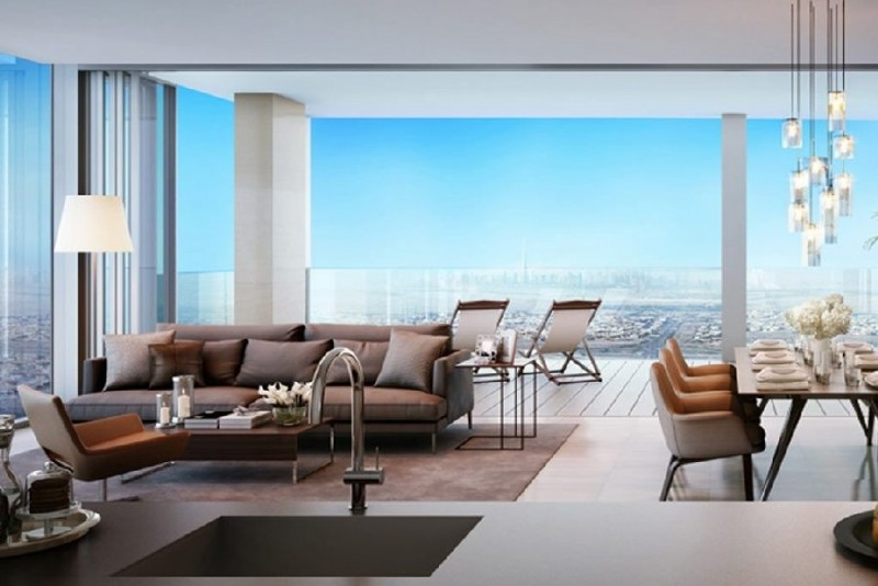 1 Bedroom Apartment For Sale in  Cayan Cantara,  Al Barsha   0