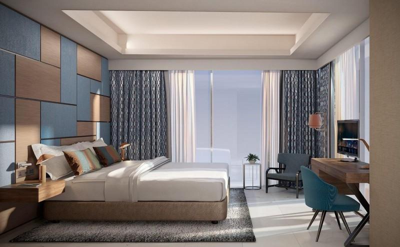 1 Bedroom Apartment For Sale in  Cayan Cantara,  Al Barsha   6