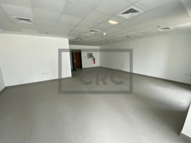1,472 sq.ft. Office in Jumeirah Lake Towers, Preatoni Tower for AED 809,600