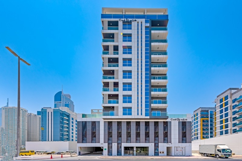 1 Bedroom Apartment For Rent in  Cloud 88,  Satwa   16