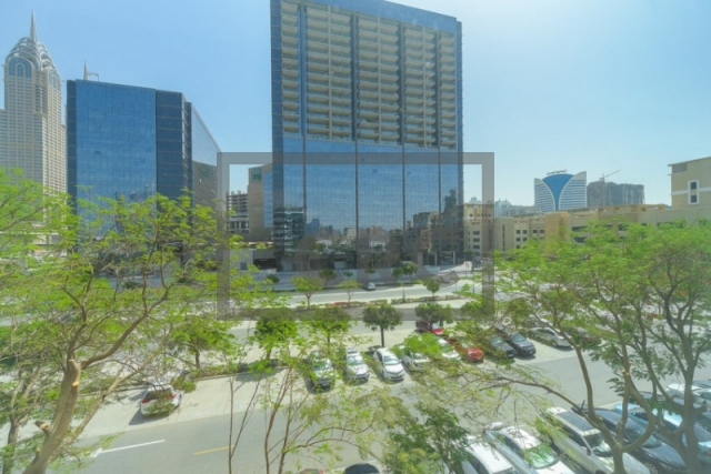 office for rent in sheikh zayed road, emaar business park building 4   14