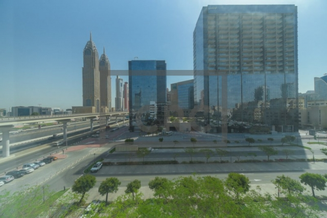 office for rent in sheikh zayed road, emaar business park building 4 | 13