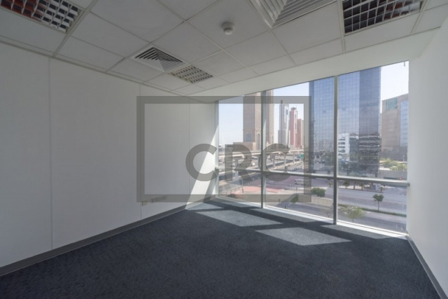 office for rent in sheikh zayed road, emaar business park building 4 | 11