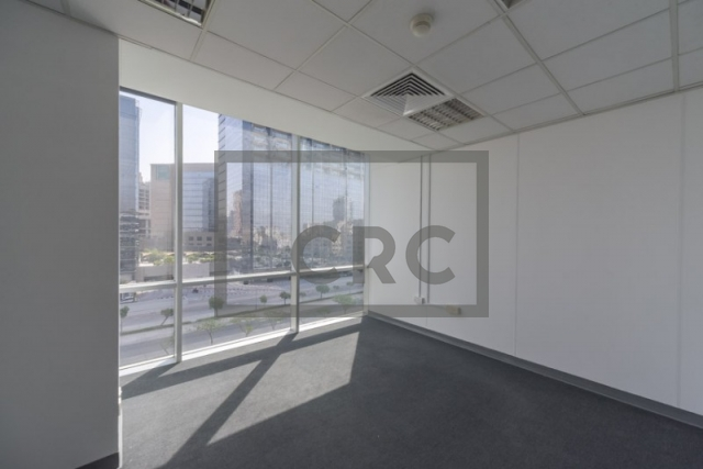 office for rent in sheikh zayed road, emaar business park building 4 | 3