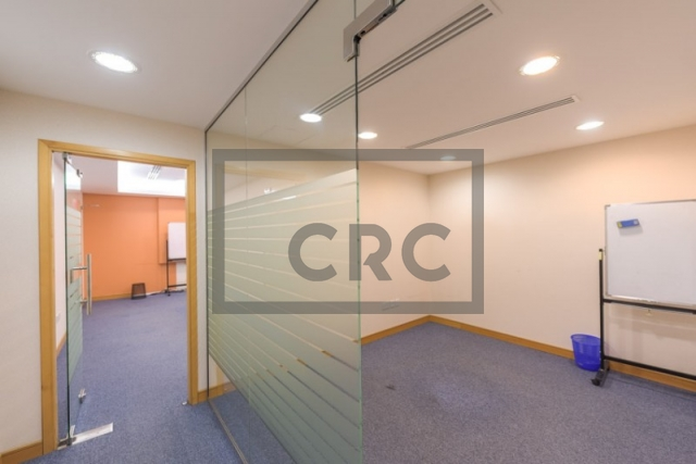 4,244 sq.ft. Office in Sheikh Zayed Road, Emaar Business Park Building 4 for AED 466,840