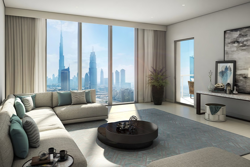 1 Bedroom Apartment For Sale in  Downtown Views II,  Downtown Dubai | 2