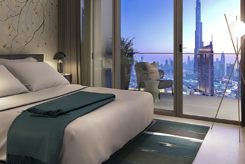 1 Bedroom Apartment For Sale in  Downtown Views II,  Downtown Dubai | 3