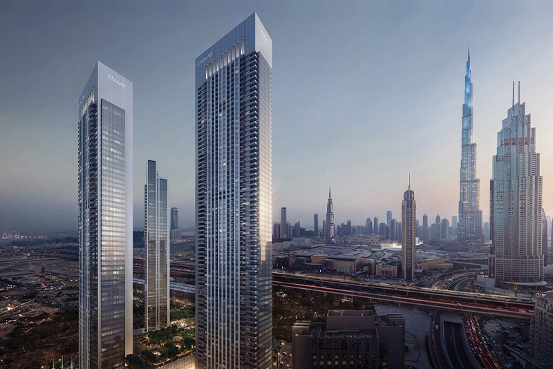 1 Bedroom Apartment For Sale in  Downtown Views II,  Downtown Dubai | 0