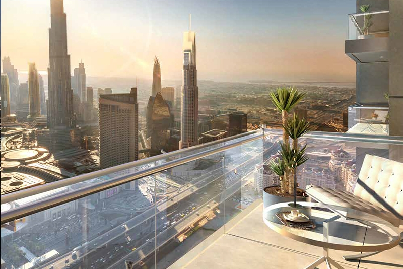 1 Bedroom Apartment For Sale in  Downtown Views II,  Downtown Dubai | 5