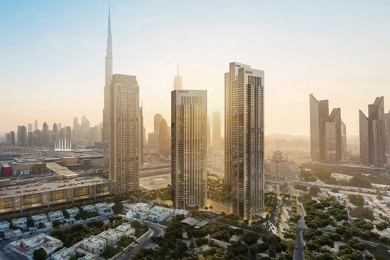 1 Bedroom Apartment For Sale in  Downtown Views II,  Downtown Dubai | 6