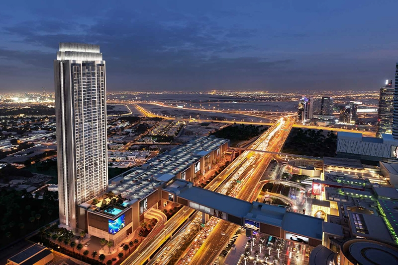 1 Bedroom Apartment For Sale in  Downtown Views II,  Downtown Dubai | 9