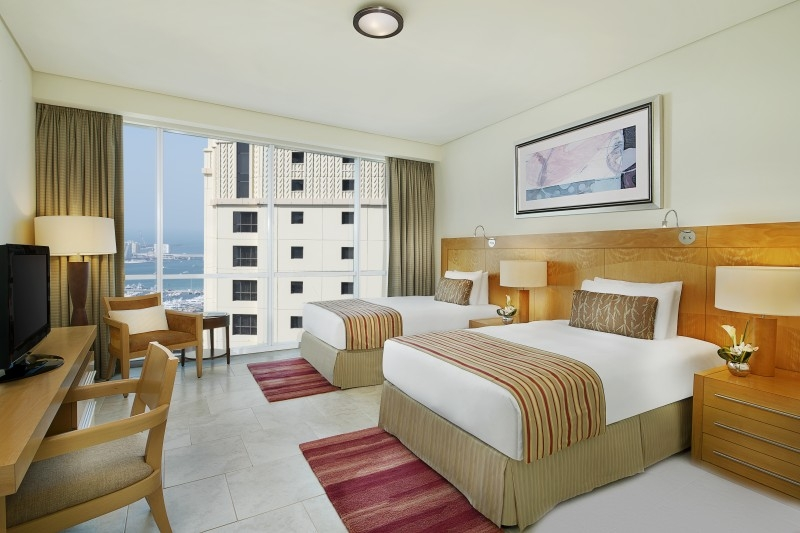 4 Bedroom Apartment For Rent in  Ja Oasis Beach Tower,  Jumeirah Beach Residence   3