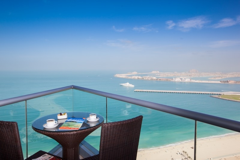 4 Bedroom Apartment For Rent in  Ja Oasis Beach Tower,  Jumeirah Beach Residence   9