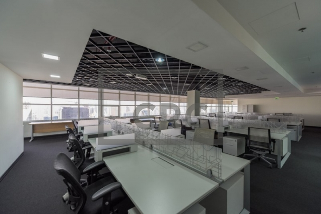12,141 sq.ft. Office in Jumeirah Lake Towers, Mazaya Business Avenue Bb2 for AED 6,750,000
