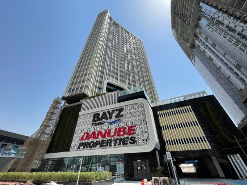 Studio Apartment For Sale in  Bayz by Danube,  Business Bay   18