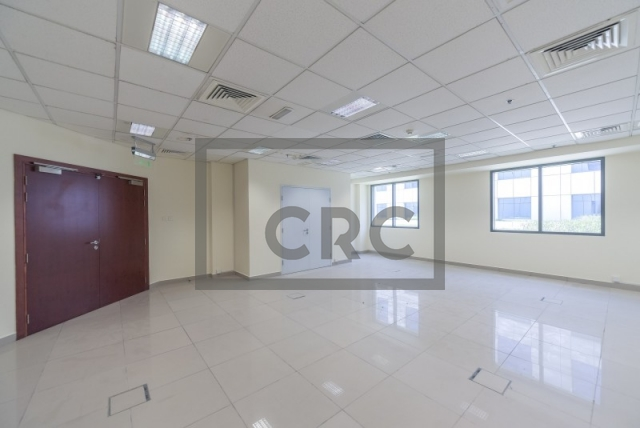 766 sq.ft. Office in Dubai Investment Park, European Business Center for AED 55,000