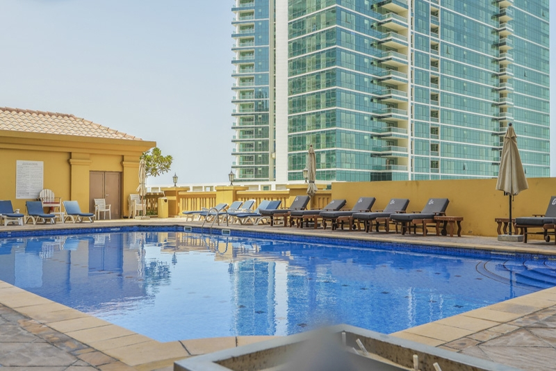 2 Bedroom Apartment For Rent in  Shams 4,  Jumeirah Beach Residence   19
