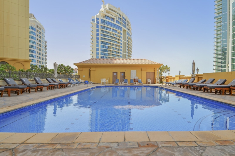 2 Bedroom Apartment For Rent in  Shams 4,  Jumeirah Beach Residence   18