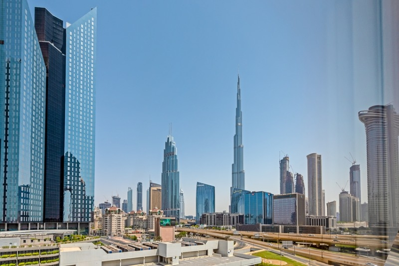 2 Bedroom Apartment For Rent in  Dusit Hotel,  Sheikh Zayed Road | 0