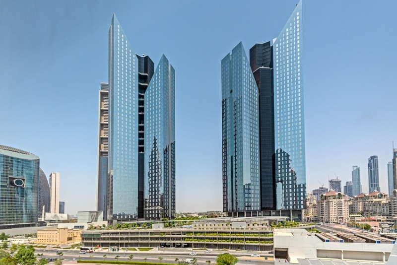 2 Bedroom Apartment For Rent in  Dusit Hotel,  Sheikh Zayed Road | 10