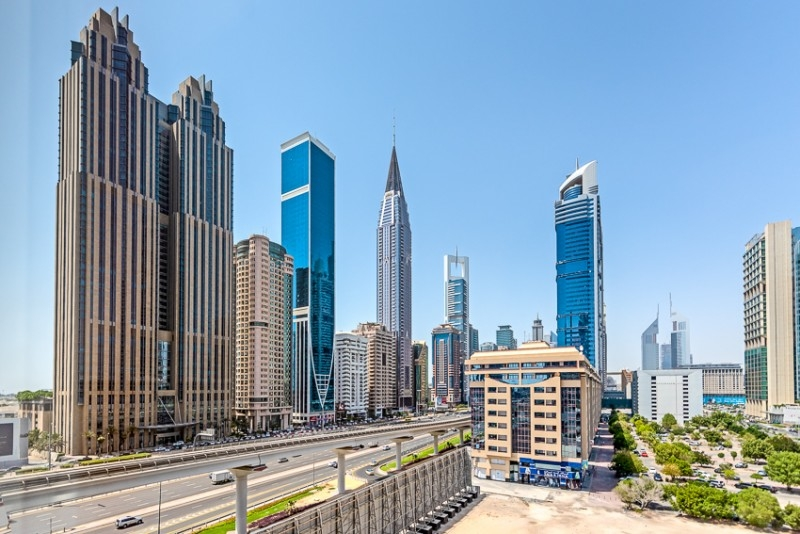 2 Bedroom Apartment For Rent in  Dusit Hotel,  Sheikh Zayed Road | 11