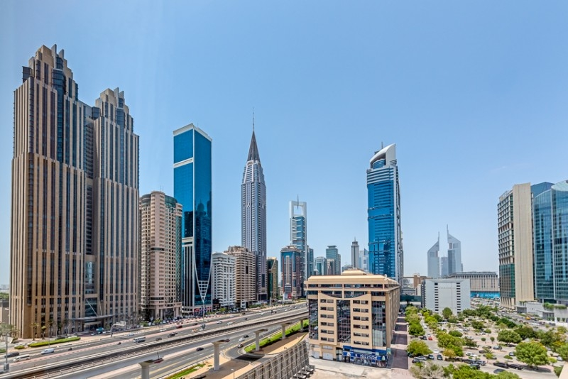 3 Bedroom Apartment For Rent in  Dusit Hotel,  Sheikh Zayed Road | 12