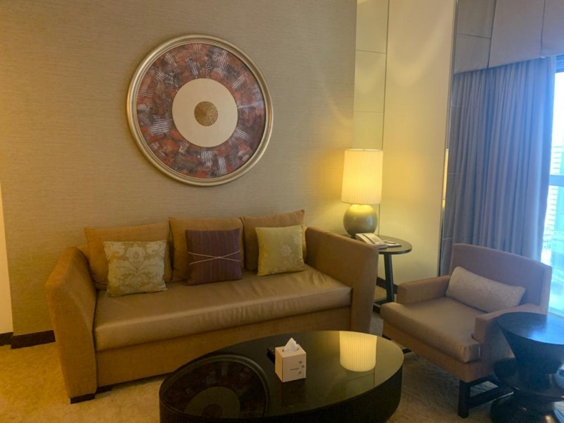 1 Bedroom Hotel Apartment For Rent in  Dusit Hotel,  Sheikh Zayed Road   1
