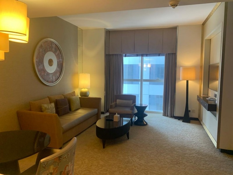 1 Bedroom Hotel Apartment For Rent in  Dusit Hotel,  Sheikh Zayed Road   0