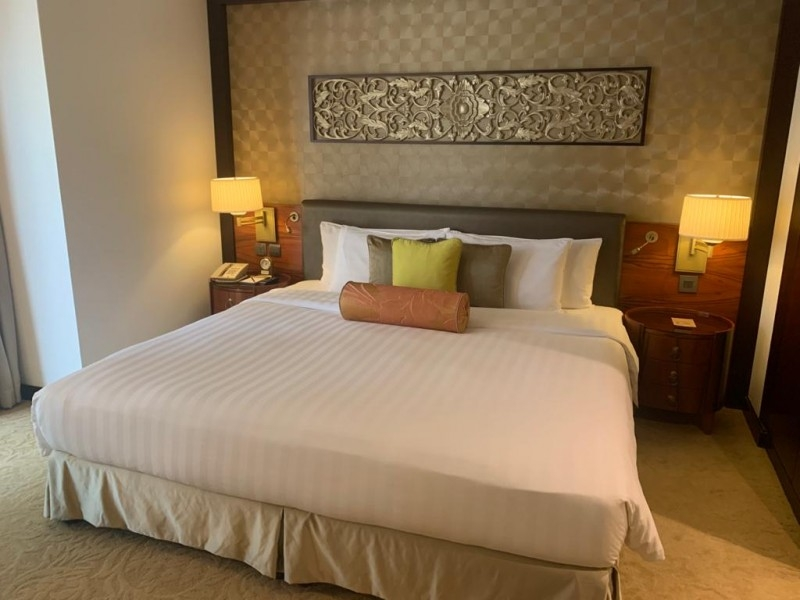 1 Bedroom Hotel Apartment For Rent in  Dusit Hotel,  Sheikh Zayed Road   3