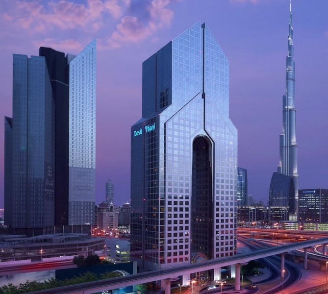 1 Bedroom Hotel Apartment For Rent in  Dusit Hotel,  Sheikh Zayed Road   9