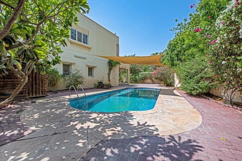 4 Bedroom Villa For Rent in  Meadows 9,  Meadows | 1
