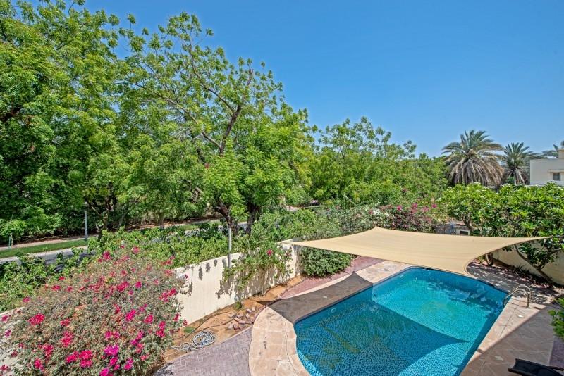 4 Bedroom Villa For Rent in  Meadows 9,  Meadows | 7
