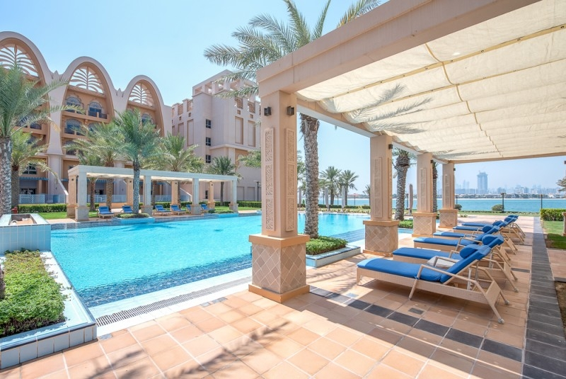 1 Bedroom Apartment For Rent in  Sarai Apartments,  Palm Jumeirah | 7