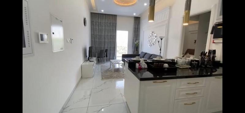 1 Bedroom Apartment For Rent in  Vincitore Boulevard (OP),  Arjan   1