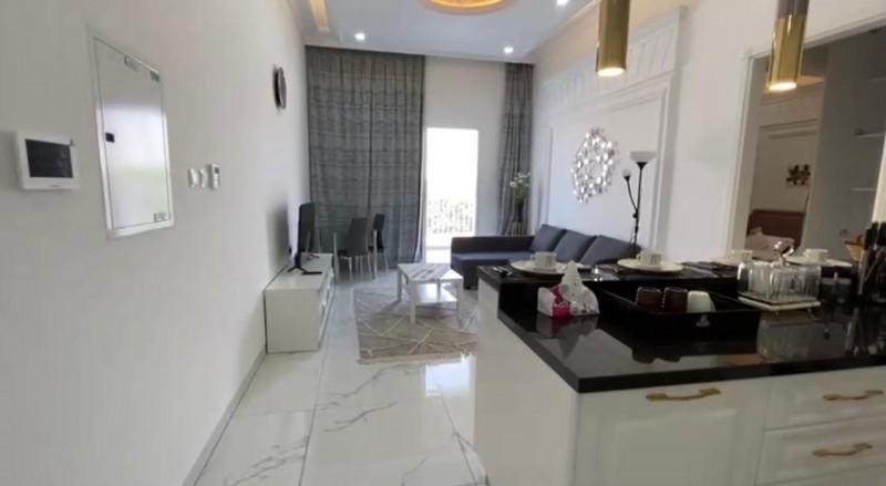 1 Bedroom Apartment For Rent in  Vincitore Boulevard (OP),  Arjan   2