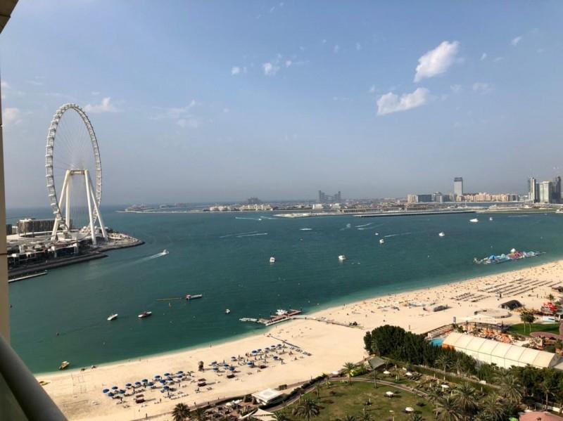 1 Bedroom Apartment For Sale in  Al Bateen Residences,  Jumeirah Beach Residence   0