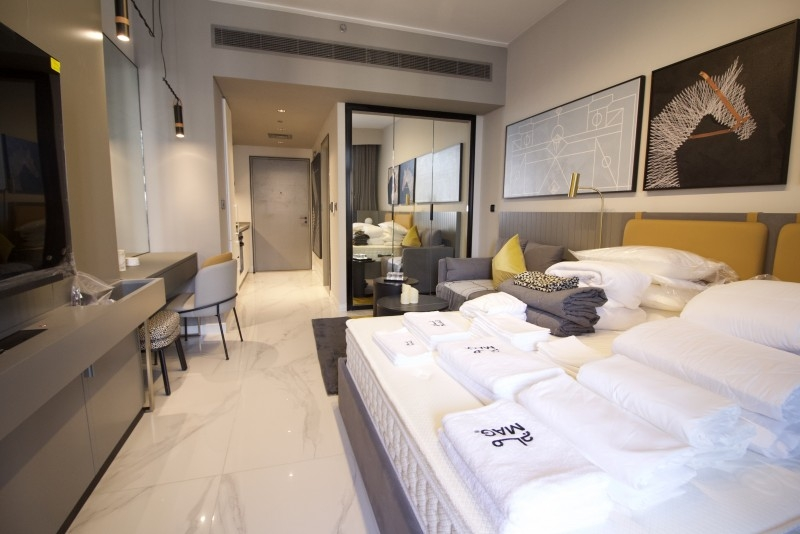 Studio Apartment For Rent in  MAG 318,  Business Bay | 1