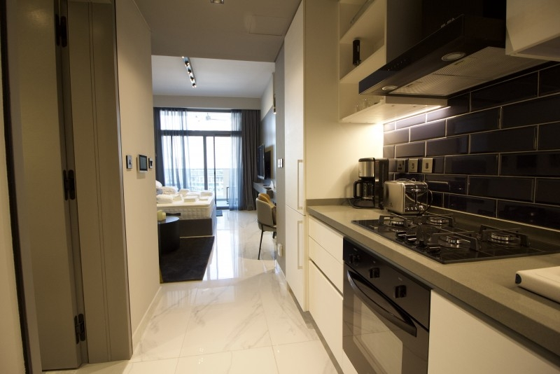 Studio Apartment For Rent in  MAG 318,  Business Bay | 4