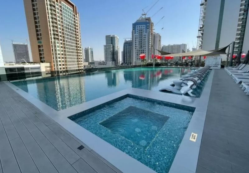 Studio Apartment For Rent in  MAG 318,  Business Bay | 10