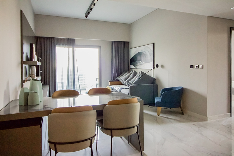 2 Bedroom Apartment For Rent in  MAG 318,  Business Bay | 0
