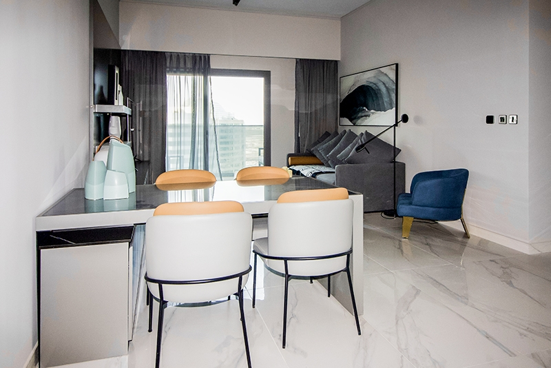 2 Bedroom Apartment For Rent in  MAG 318,  Business Bay | 1