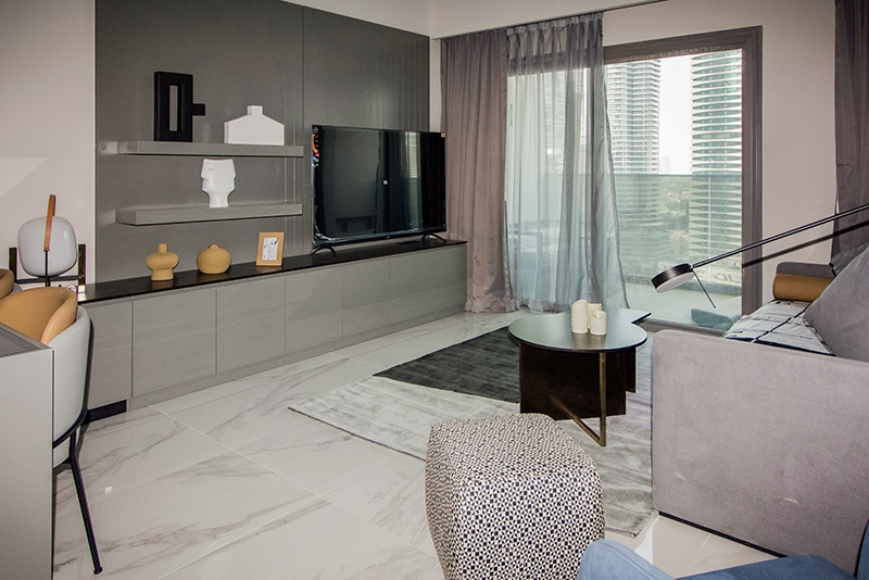 2 Bedroom Apartment For Rent in  MAG 318,  Business Bay | 5