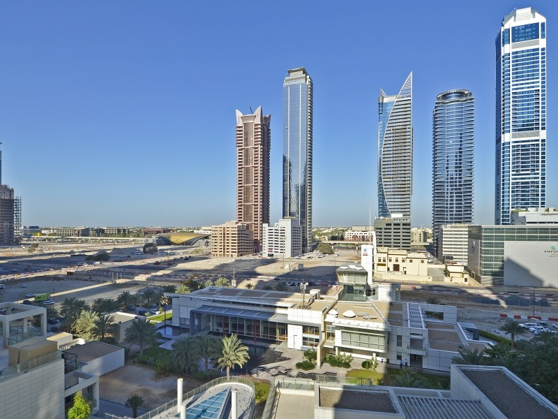 2 Bedroom Apartment For Rent in  MAG 318,  Business Bay | 14