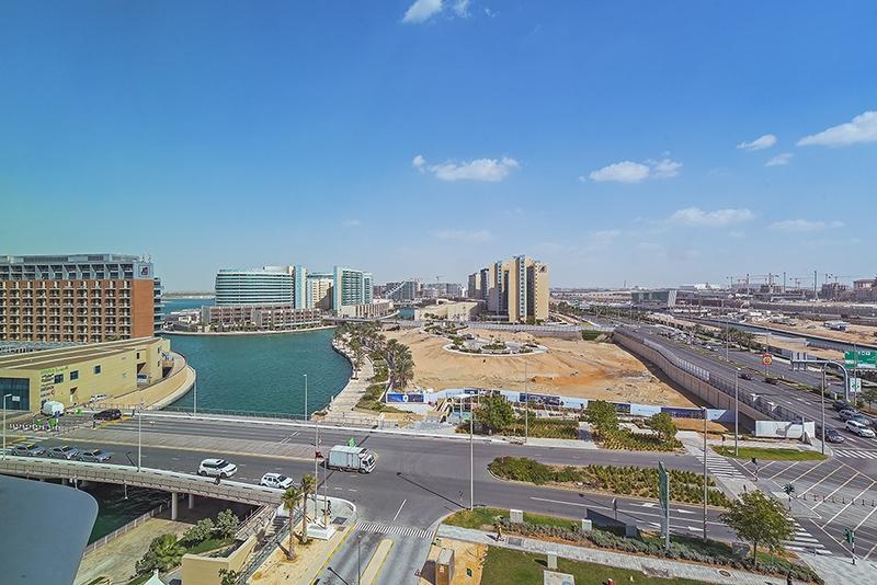 Studio Apartment For Rent in  Al Hadeel,  Al Raha Beach | 7