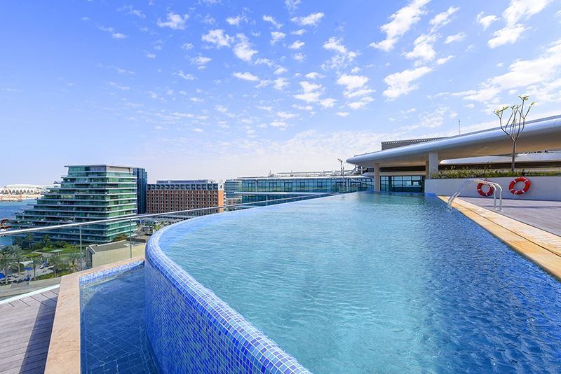 Studio Apartment For Rent in  Al Hadeel,  Al Raha Beach | 10