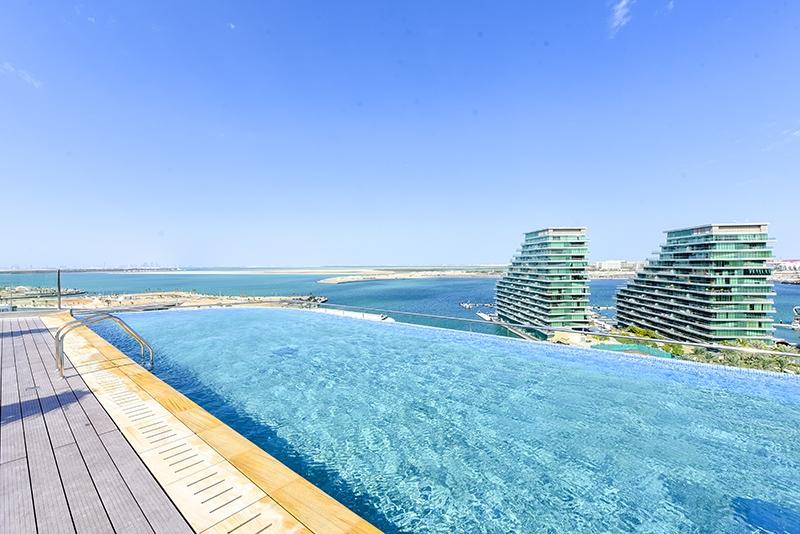 Studio Apartment For Rent in  Al Hadeel,  Al Raha Beach | 11