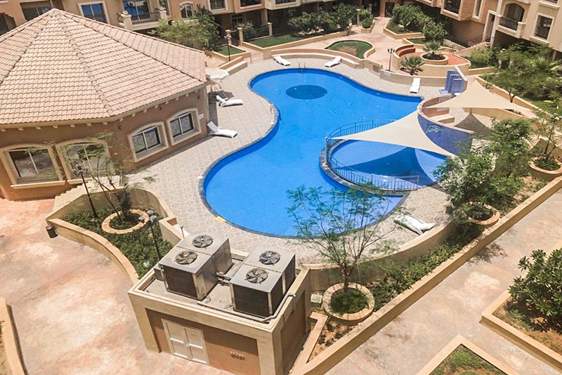 2 Bedroom Apartment For Rent in  Diamond Views 4,  Jumeirah Village Circle | 7