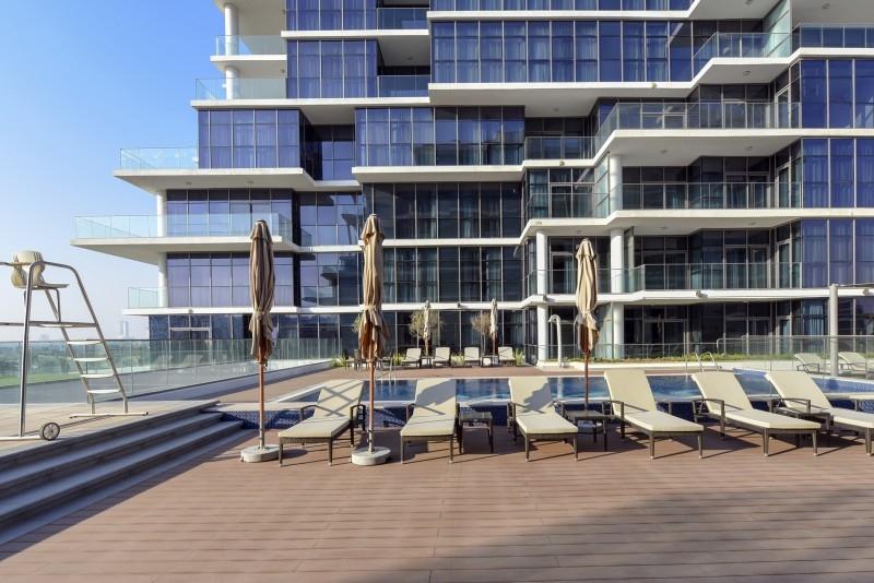 Studio Apartment For Rent in  Golf Promenade 5B,  DAMAC Hills (Akoya by DAMAC) | 11
