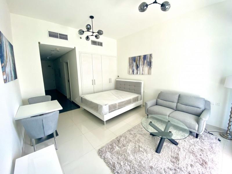 Studio Apartment For Rent in  Golf Promenade 5B,  DAMAC Hills (Akoya by DAMAC) | 0