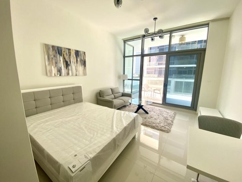 Studio Apartment For Rent in  Golf Promenade 5B,  DAMAC Hills (Akoya by DAMAC) | 3